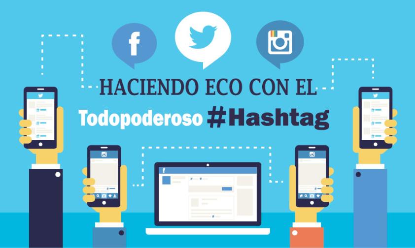 Usos de los hashtags