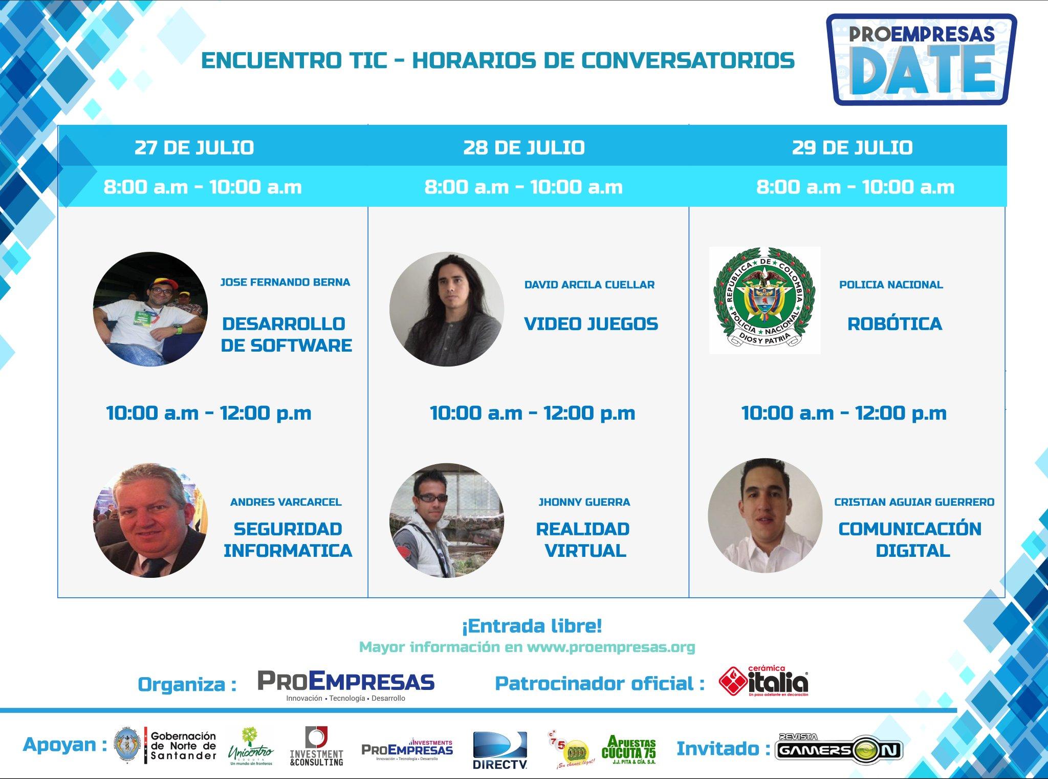(Español) Comunicación Digital en el Encuentro TIC Norte de Santander