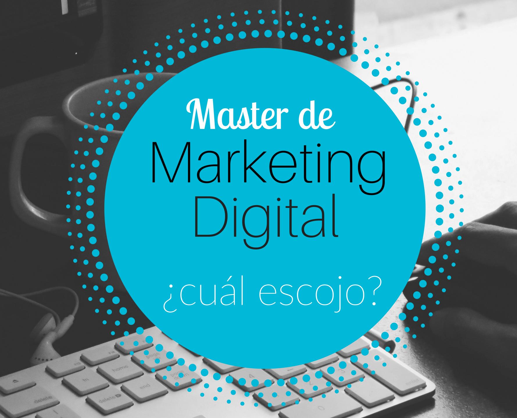 (Español) ¿Cuáles son los posgrados en Marketing Digital en Colombia?